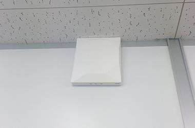 事例:無線LANネットワーク構築