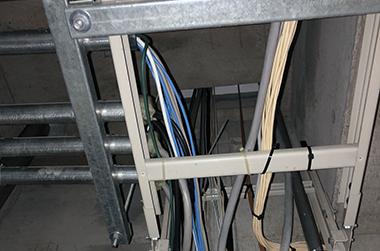 事例:Cat6A(カテゴリー6A)配線工事